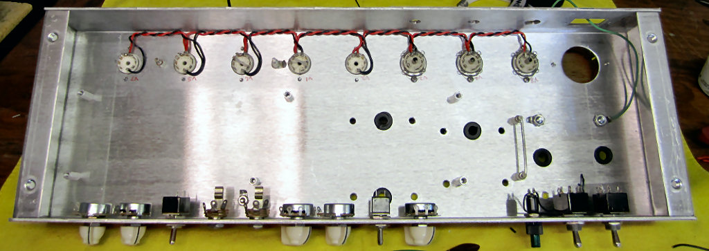 Heater Wiring For A Silvertone 1482